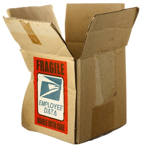 USPS Data Hacked