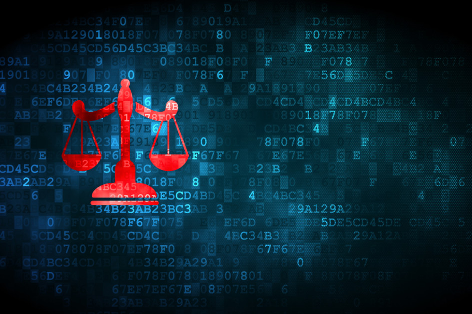 cyber scales of justice