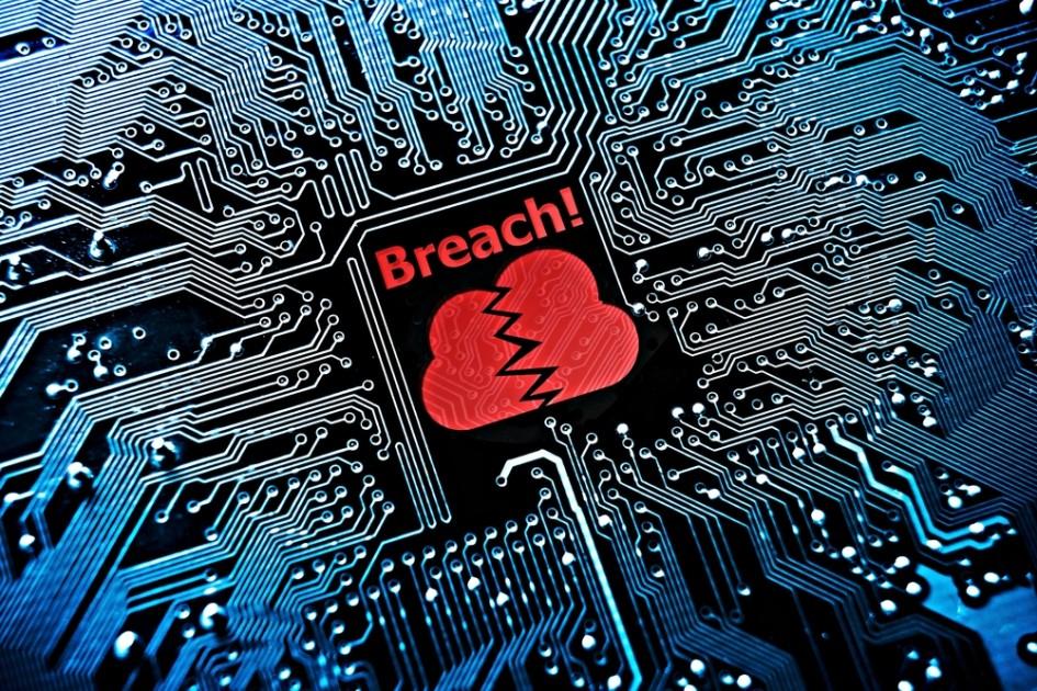 data breach cyber